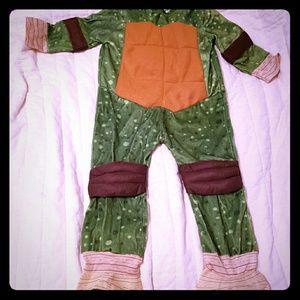 Ninja Turtle Costume